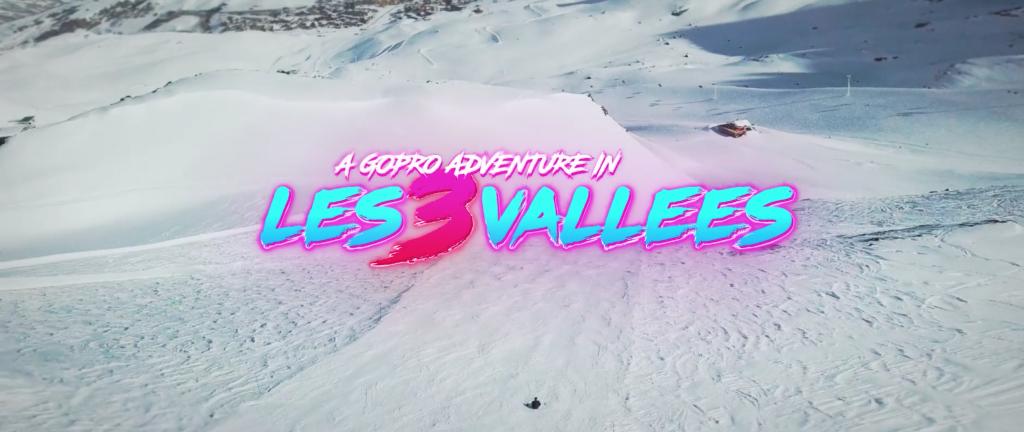 a gopro adventure in les 3 vallees susie oosting